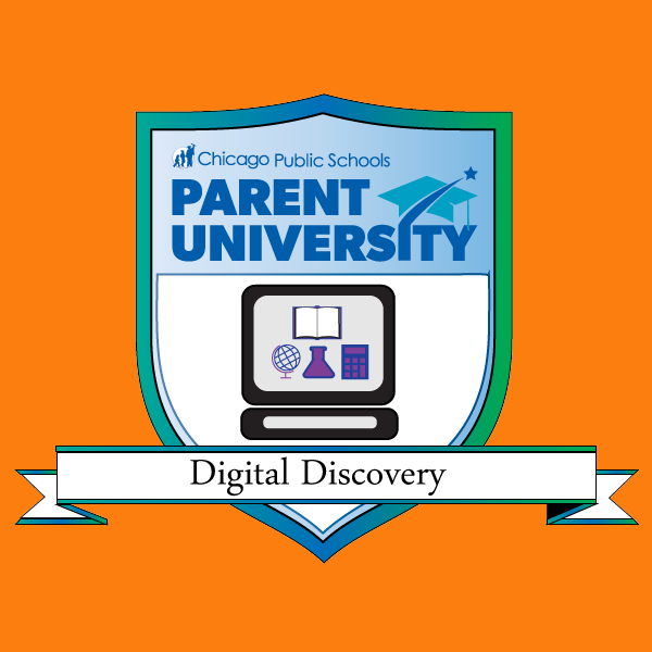 Digital Discovery Badge.